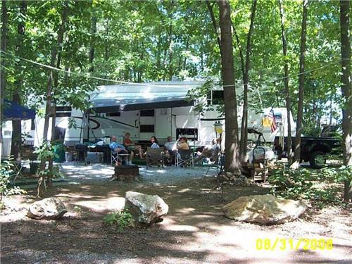 RAMBLIN PINES FAMILY CAMPGROUND & RV PARK at WOODBINE, MD