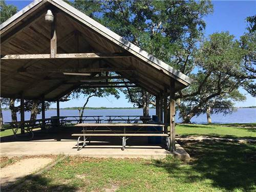 BRACKNRIDGE RECREATION COMPLEX - BRACKENRIDGE PARK & CAMPGROUND at EDNA, TX