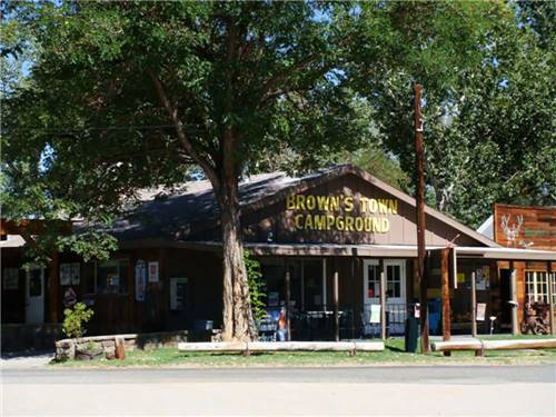 Brown S Town Campground Bishop Campgrounds Good Sam Club