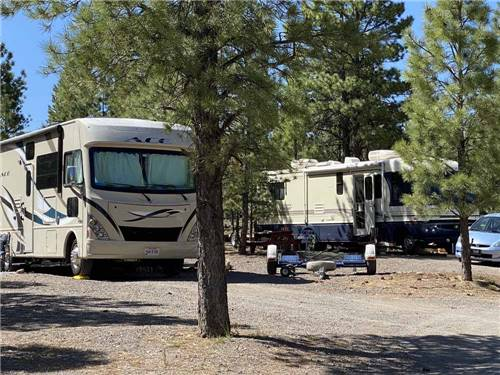 BRYCE CANYON PINES STORE & CAMPGROUND & RV PARK at BRYCE CANYON, UT