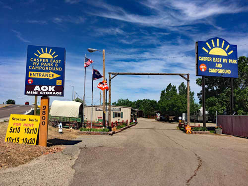 Casper East RV Park & Campground