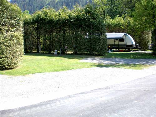 WILD ROSE RV PARK at HOPE, BC