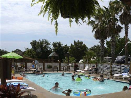 CAJUN RV PARK at BILOXI, MS