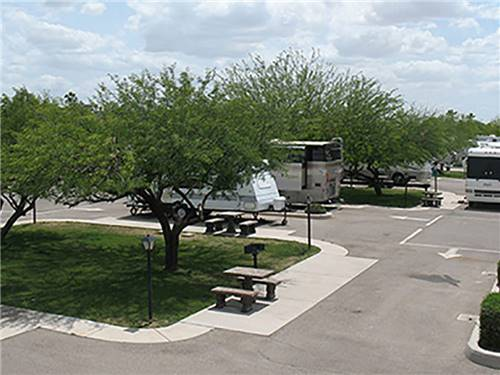 RINCON COUNTRY WEST RV RESORT at TUCSON, AZ