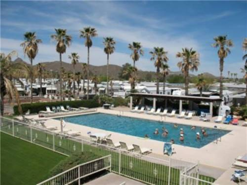 Rincon Country West Rv Resort Tucson Az Rv Parks And