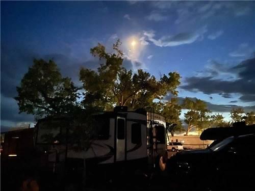 shady acres rv park green river campgrounds good sam club