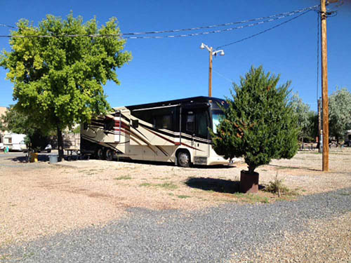 LOS SUENOS DE SANTA FE RV RESORT & CAMPGROUND at SANTA FE, NM