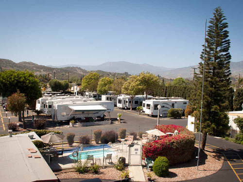 Rv Parks In Meiners Oaks California Meiners Oaks California Campgrounds