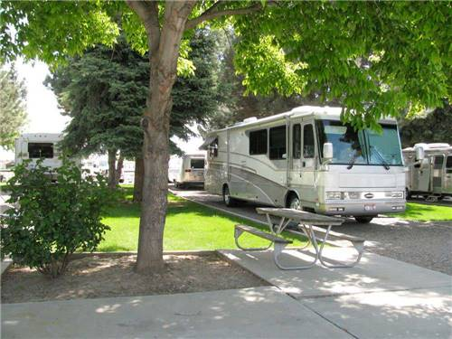 NEAT RETREAT RV PARK at FRUITLAND, ID