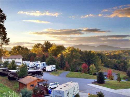Asheville Bear Creek RV Park