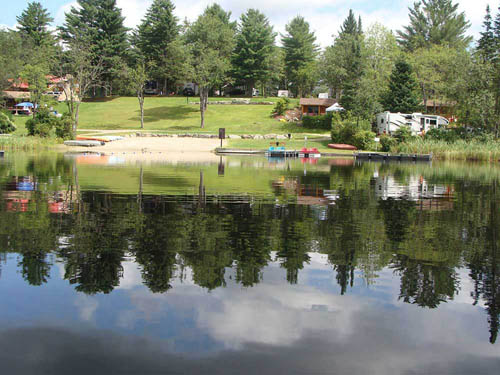 MOUNTAIN LAKE CAMPING RESORT at LANCASTER, NH