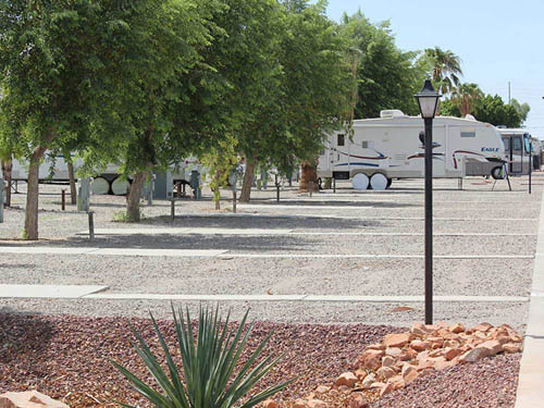 SHANGRI-LA RV RESORT at YUMA, AZ