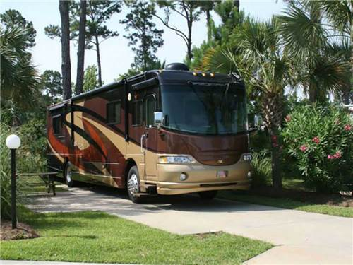 EMERALD COAST RV BEACH RESORT at PANAMA CITY BEACH, FL