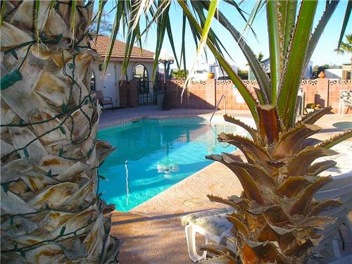 FOOTHILLS WEST RV RESORT at CASA GRANDE, AZ