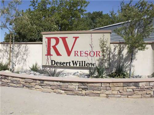 DESERT WILLOW RV RESORT at HESPERIA, CA