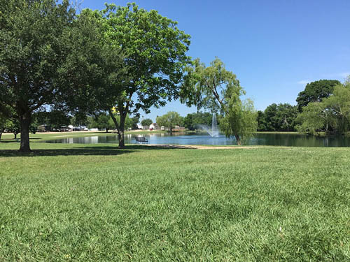 HOUSTON WEST RV PARK at BROOKSHIRE, TX