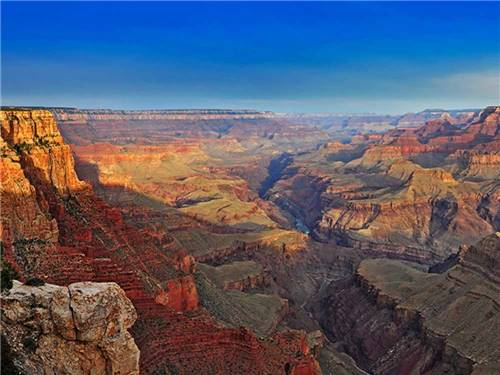 GRAND CANYON IMAX THEATER & NATIONAL GEOGRAPHIC VISITOR CENTER at TUSAYAN, AZ