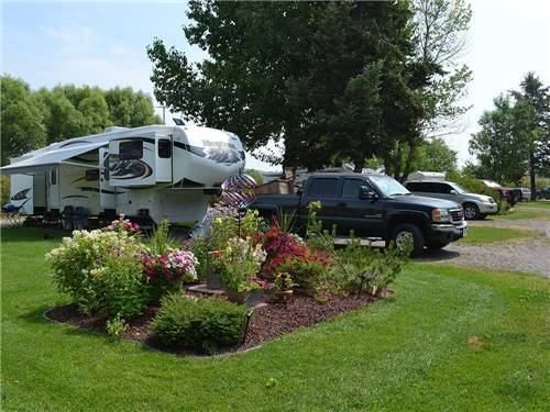 JIM & MARY'S RV PARK at MISSOULA, MT