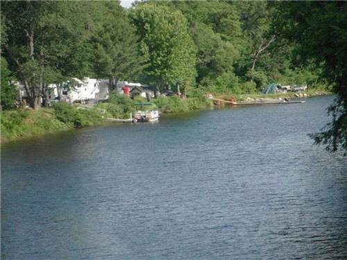 TWO RIVERS CAMPGROUND at SKOWHEGAN, ME