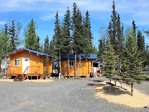 TOK RV VILLAGE & CABINS at TOK, AK