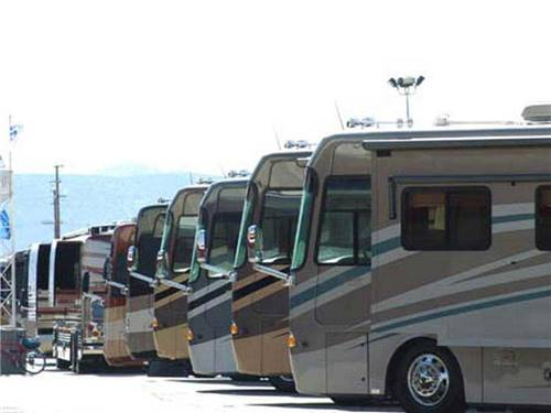 ANTELOPE VALLEY FAIRGROUNDS RV PARK at LANCASTER, CA