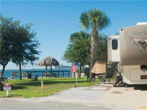 EMERALD BEACH RV PARK at NAVARRE, FL