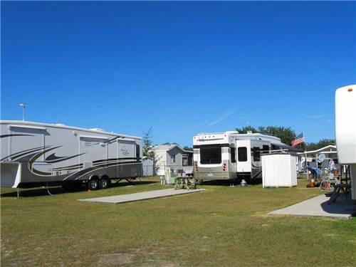 SWEETWATER RV RESORT at ZEPHYRHILLS, FL