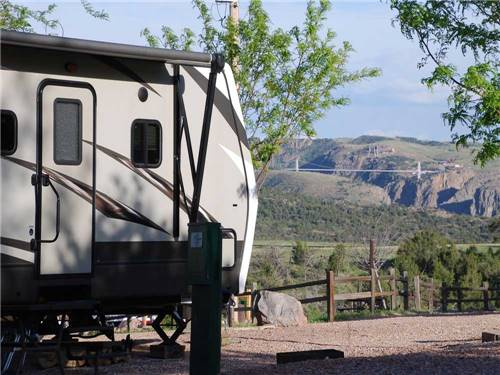 ROYAL VIEW @ ROYAL GORGE CAMPGROUND at CANON CITY, CO