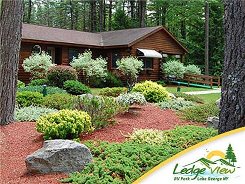 LEDGEVIEW VILLAGE RV PARK at LAKE GEORGE, NY