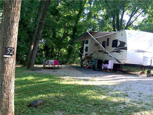 COOPER CREEK CAMPGROUND & RESORT at BRANSON, MO
