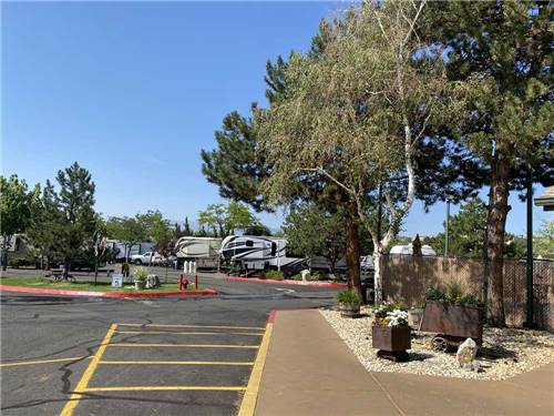 SHAMROCK RV PARK at RENO, NV