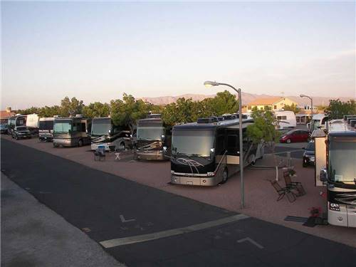 CANYON TRAIL RV PARK at BOULDER CITY, NV