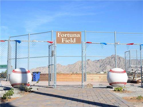 FORTUNA DE ORO RV RESORT at YUMA, AZ