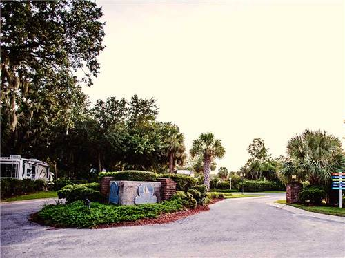HILTON HEAD HARBOR RV RESORT & MARINA at HILTON HEAD ISLAND, SC