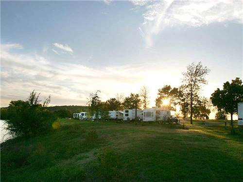 Ashmont alberta campgrounds with hookups