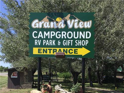 GRANDVIEW CAMP & RV PARK at HARDIN, MT