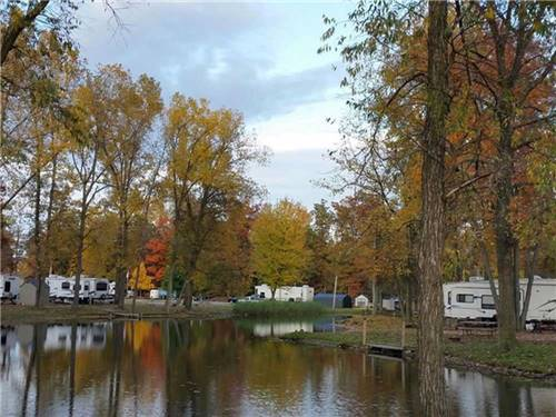 CAMP LORD WILLING MANAGEMENT RV PARK & CAMPGROUND at MONROE, MI
