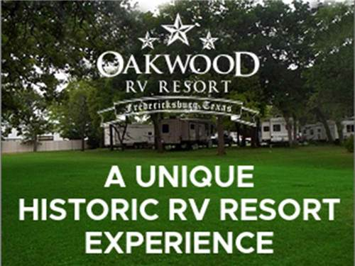 Oakwood RV Resort