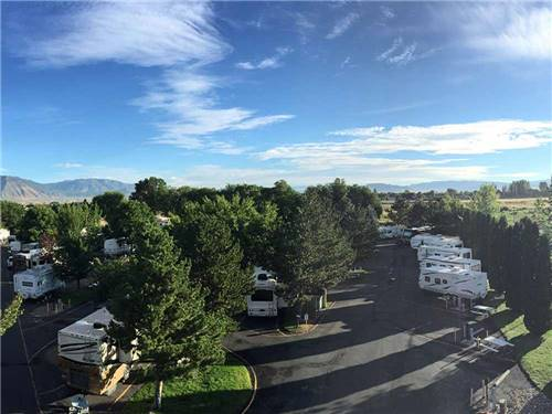CARSON VALLEY RV RESORT & CASINO at MINDEN, NV