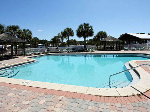 CARRABELLE BEACH RV RESORT at CARRABELLE, FL