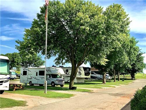 ELK CREEK RV PARK at ELK CITY, OK