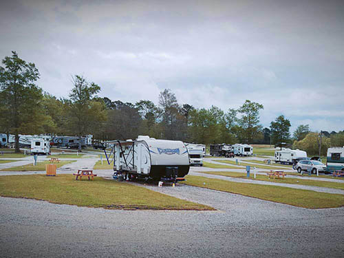 DEER RUN RV PARK at TROY, AL