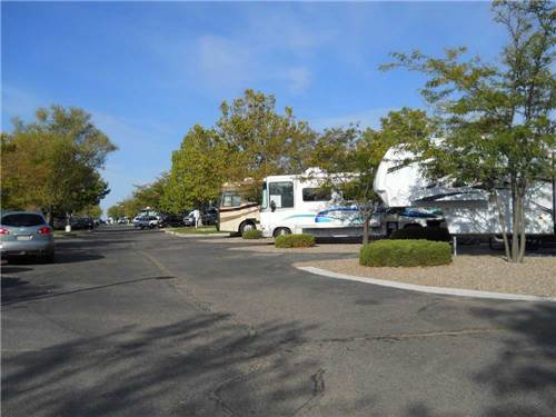 AMERICAN RV PARK at ALBUQUERQUE, NM