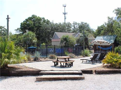 RIVERS END CAMPGROUND & RV PARK at TYBEE ISLAND, GA