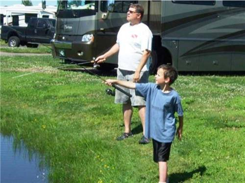PREMIER RV RESORT - EUGENE at EUGENE, OR