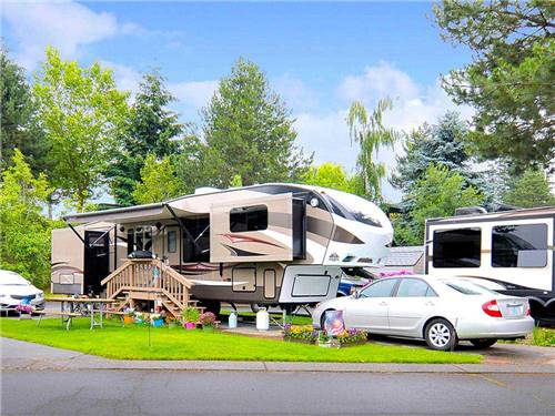 Portland Fairview RV Park