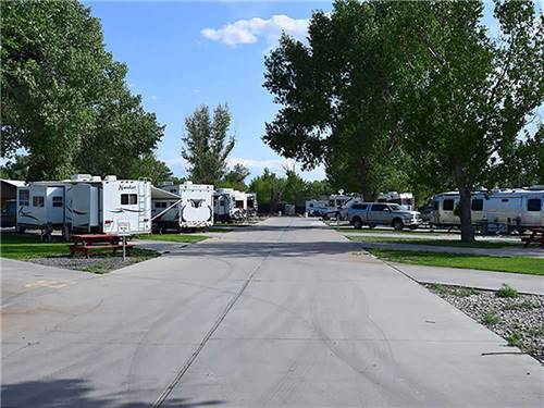 FALLON RV PARK at FALLON, NV
