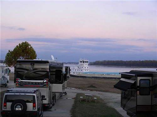 TOM SAWYERS RV PARK at WEST MEMPHIS, AR