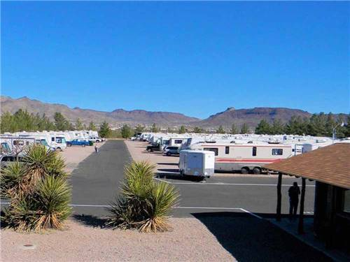 ADOBE RV PARK at GOLDEN VALLEY, AZ