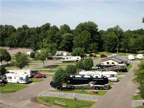 MEMPHIS GRACELAND RV PARK & CAMPGROUND at MEMPHIS, TN